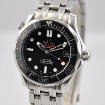 Omega Seamaster Diver 300 M occasion 36mm Noir Date Acier