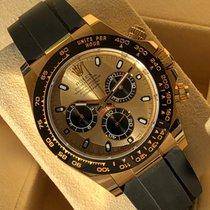 Rolex Daytona nuevo 2020 Automático Reloj con estuche y documentos originales 116518LN