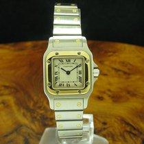 Cartier Santos Galbée 1057930 подержанные