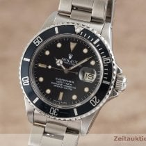 Rolex Submariner Date Acél 40mm Fekete