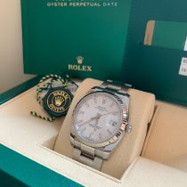 Rolex Oyster Perpetual Date 1500 2017 occasion