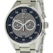 TAG Heuer Carrera Calibre 36 Steel 44mm United States of America, New York, New York