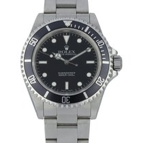 Rolex Submariner (No Date) Steel 42mm Black United States of America, New York, New York