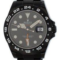 Rolex Explorer II 216570 2011 gebraucht