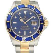Rolex Submariner Date Steel 42mm Blue United States of America, New York, New York
