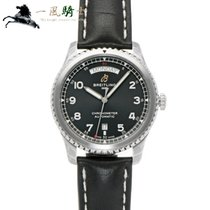 Breitling Aviator 8 Zeljezo 41mm Crn