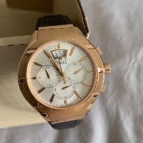 Piaget Polo Rose gold 43mm Silver No numerals