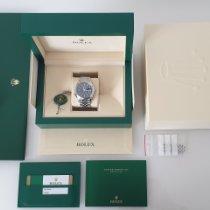Rolex Datejust Otel 36mm Albastru Fara cifre România, Popesti Leordeni