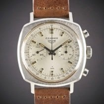 Heuer Steel Manual winding 9220T Vintage pre-owned United Kingdom, London