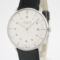 Junghans max bill Automatic Steel 38mm Silver Arabic numerals