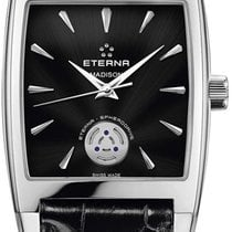 Eterna Madison Steel 35mm Black