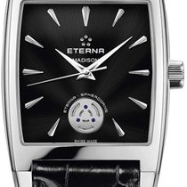 Eterna Madison Acero 35mm Negro