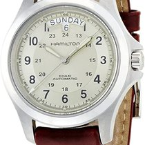 Hamilton Khaki Field King new 2018 Automatic Watch with original box and original papers H64455523