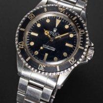 Rolex Submariner (No Date) 5513 Vintage 1970 occasion