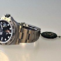 Rolex Explorer II Stahl 42mm Schwarz Keine Ziffern Deutschland, Dorsten