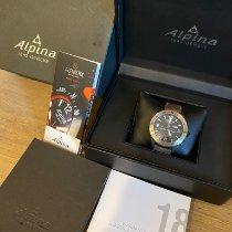 Alpina 45mm Quartz AL283FWT5SAQ6 nouveau France, ALLOUIS