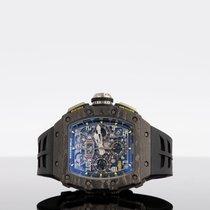 Richard Mille Carbon Automatika RM 011 nov