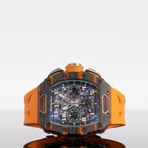 Richard Mille Carbon 30.2mm Automatic RM 011 new UAE, dubai