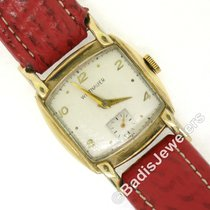 Wittnauer Yellow gold 27.8mm Manual winding pre-owned United States of America, New Jersey, Montclair
