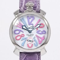 Gaga Milano Manual winding 5010.09S new