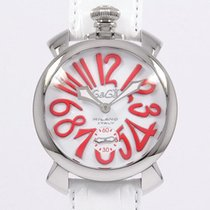 Gaga Milano Manual winding 5010.14S new
