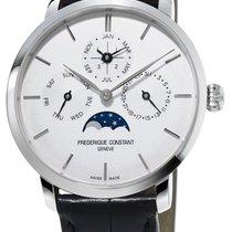 Frederique Constant Manufacture Slimline Perpetual Calendar FC-775S4S6 2020 nouveau