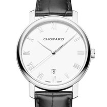 Chopard Classic Or blanc 40mm Blanc Romains