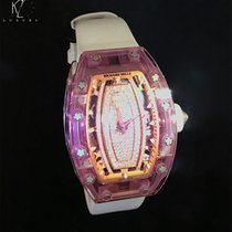 Richard Mille RM 07 45,66mm Transparent Keine Ziffern