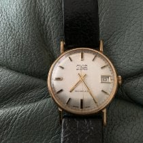 Avier Yellow gold Automatic pre-owned