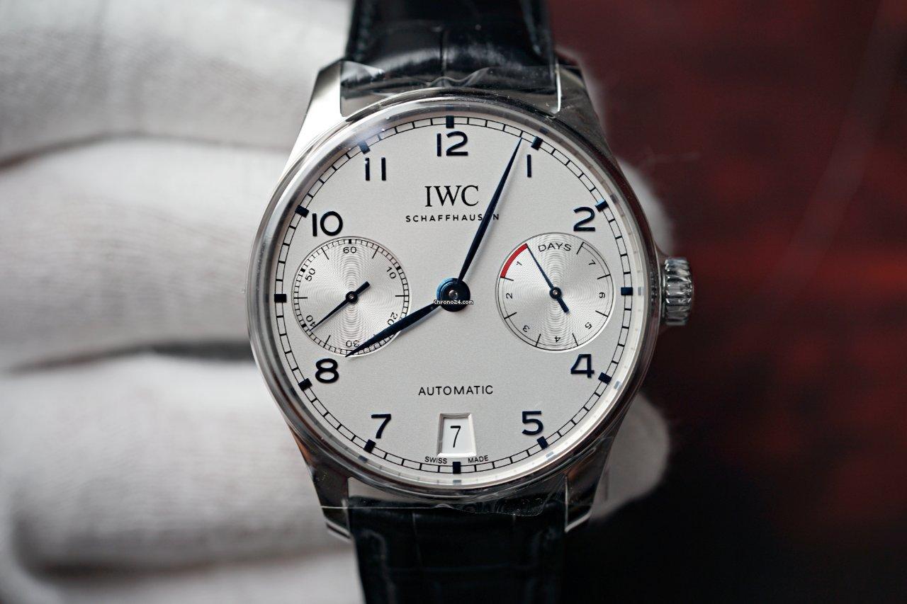IWC Portuguese Automatic IW500705 2021 new
