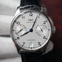 IWC new Automatic Power Reserve Display 42.3mm Steel Sapphire crystal