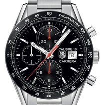 TAG Heuer Carrera Calibre 16 CV201AK.BA0727 2017 tweedehands