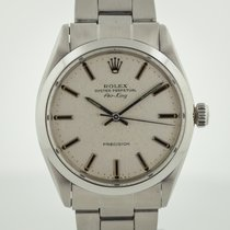 Rolex Air King Precision Steel 34mm Silver No numerals United States of America, California, Pleasant Hill