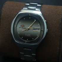Orient Steel 39mm Automatic pre-owned UAE, 903