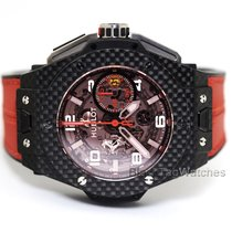Hublot Big Bang Ferrari Carbon 45mm Transparent Arabic numerals United States of America, Florida, Aventura