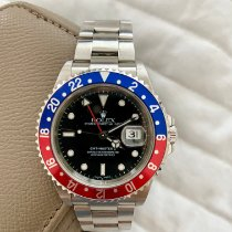 Rolex 16710T Steel 2006 GMT-Master II 40mm pre-owned United States of America, Connecticut, Trumbull