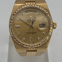 Rolex Day-Date Oysterquartz Yellow gold