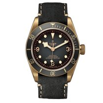 Tudor Black Bay Bronze new Automatic Watch with original box and original papers 79250BA-0001