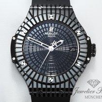 Hublot Big Bang Caviar occasion 41mm Noir Date Caoutchouc