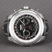 Breitling Bentley Motors Steel 48mm Black No numerals