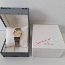 Omega Constellation Quartz Or/Acier Romain France, Vincennes