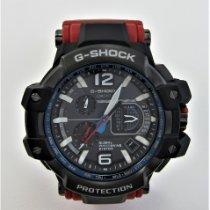 卡西欧 G-Shock GPW-1000RD-4AER 全新 塑料 56mm 石英