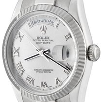 Rolex 118239 White gold Day-Date 36 36mm pre-owned United States of America, Texas, Dallas