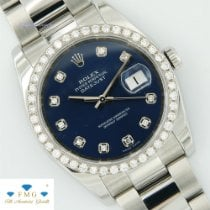 Rolex 116234 Steel 2011 Datejust 36mm pre-owned