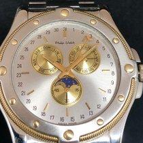 Philip Watch Ocel 36mm Quartz 2078 použité