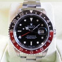 Rolex GMT-Master II Steel 40mm Black No numerals Australia, Arana Hills