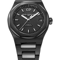 Girard Perregaux 81005-32-631-32A Ceramic 2021 Laureato 38mm new