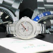 Rolex 168622 Stahl 2000 Yacht-Master 35mm gebraucht Deutschland, Norderstedt