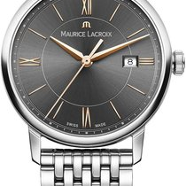 Maurice Lacroix Steel 30mm Quartz EL1094-SS002-311-1 new