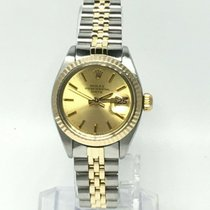 Rolex Lady-Datejust pre-owned 26mm White Date